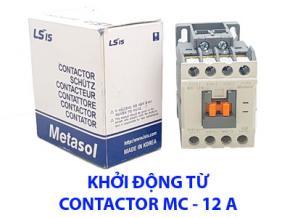 Khởi động từ CONTACTOR MC - 12a