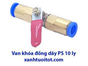PS - Van PS dùng dây 10 ly
