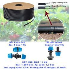 Cuộn Ống tưới nhỏ giọt 11 mm dài 200 m