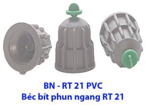 Béc bít phun ngang RT 21 PVC
