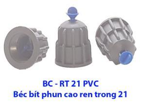 Béc bít phun cao RT 21 PVC