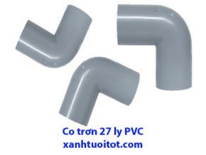 Co trơn 27 PVC
