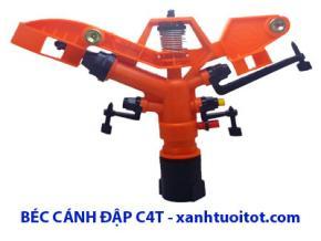 BB-C4T - Béc cánh đập 4 tia kiểu Thổ Nhĩ Kỳ ren trong 34