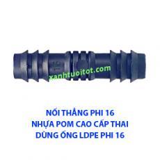 Nối thẳng phi 16 dùng cho ống LDPE