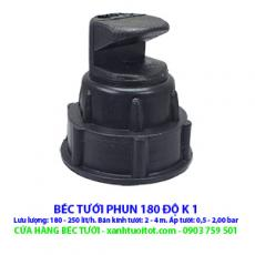 BÉC PHUN 180 ĐỘ K1 RT 21 - 27